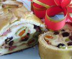 Pan de Jamon (tradicional ou peito peru)